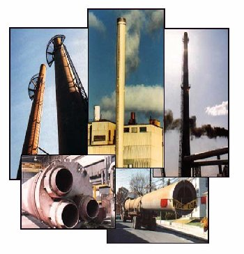 Turnkey design of steel stack systems.